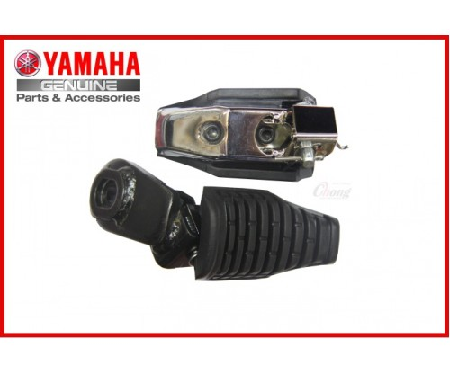 Y125ZR - Front Footrest (HLY)