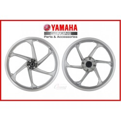 Y125ZR - Sport Rim Silver (HLY)