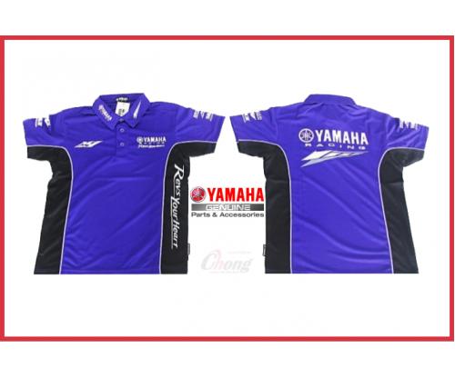 Yamaha Racing - Polo T Shirt (HLY)