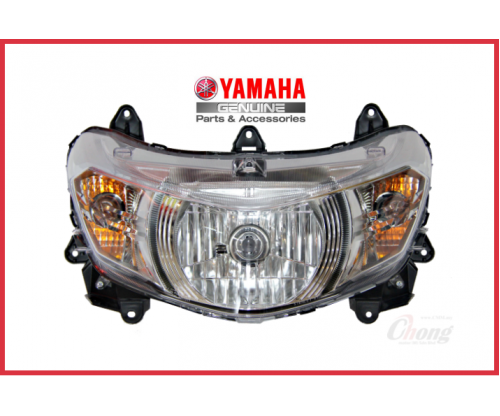 Ego's FI - Head Lamp Assy (HLY)