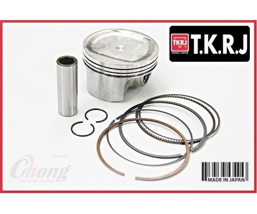 FZ150 - Piston & Piston Ring TKRJ (JP)