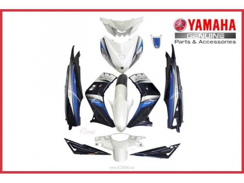 LC135 V1 - Body Cover Set DPBMU (HLY)