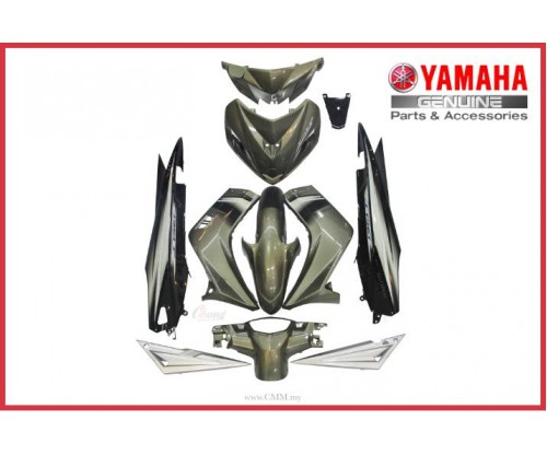 LC135 V1 - Body Cover Set YNM9 (HLY)
