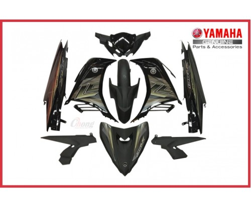 LC135 V4 - Body Cover Set & Body Stripe (HLY)