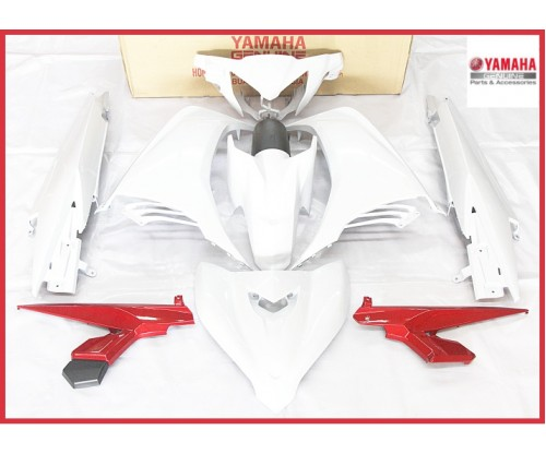 LC135 5S - Body Cover Set (HLY)
