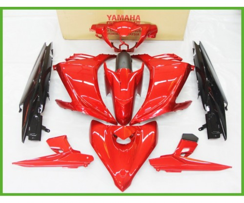 LC135 4S - Body Cover Set (HLY)