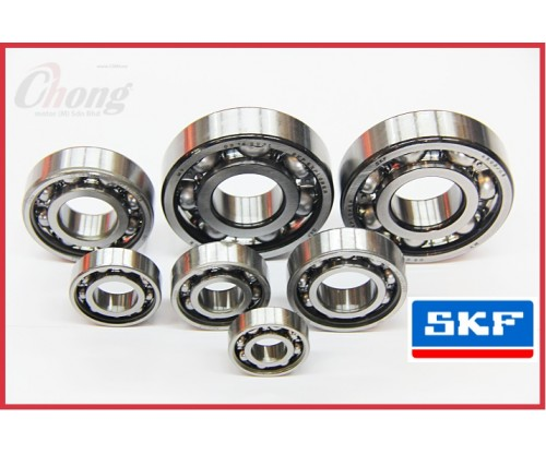 LC135 - SKF C3 Engine Bearing Set