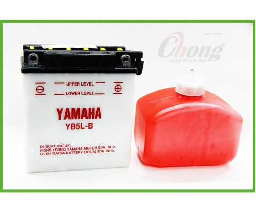 LC135 - Battery YB5L (HLY)