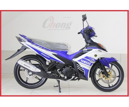 Brand New - Yamaha LC135 GP Edition