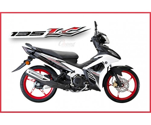 Brand New - Yamaha LC135