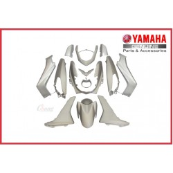 NMAX - Body Cover Set Grey (HLY)