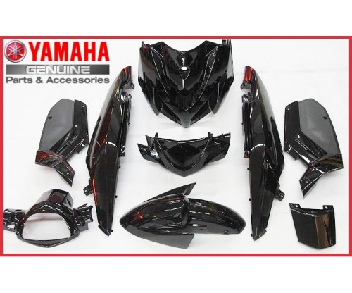 Nouvo S - Body Cover Set (HLY)