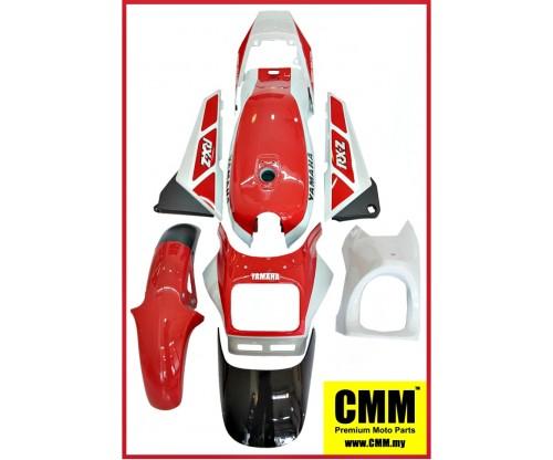 RXZ - Body Cover Set OEM Version 4 (CMM)