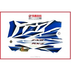RXZ Catalyser - BMC Body Stripe (HLY)