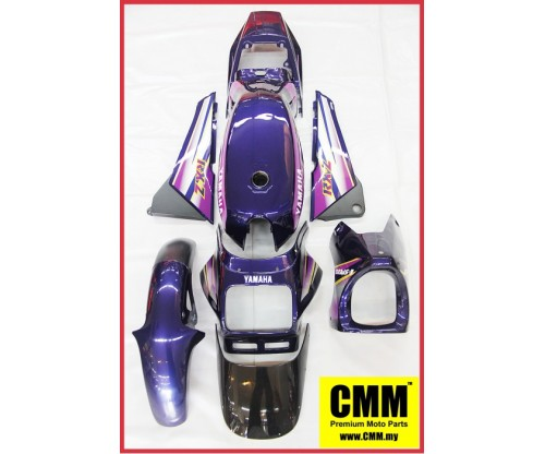 RXZ - Body Cover Set OEM Version 7 (CMM)