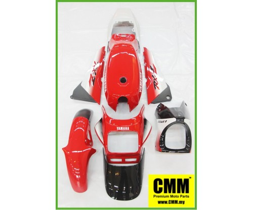 RXZ - Body Cover Set Version 8 (OEM)