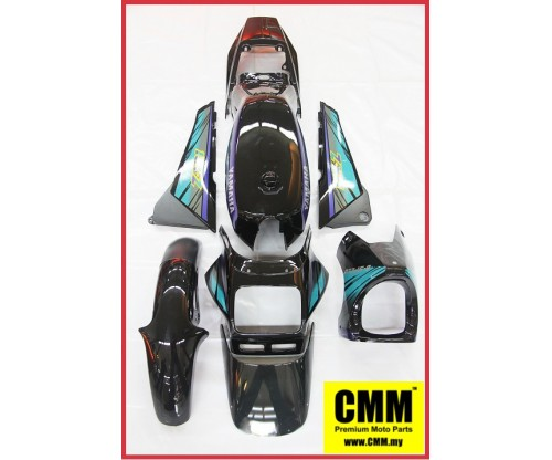 RXZ - Body Cover Set OEM Version 5 (CMM)