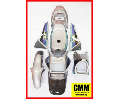 RXZ - Body Cover Set Version 5 (OEM)