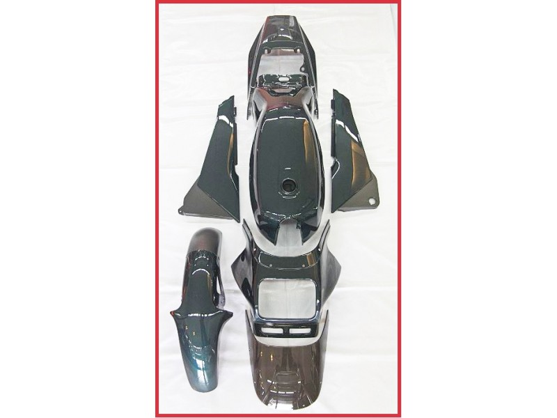 Yamaha Rxz Catalyzer Specifications