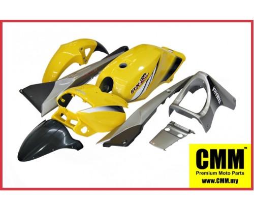 RXZ Catalyser- Body Cover Set OEM (CMM )