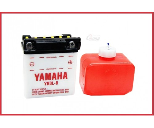RXZ - Battery YB3L (HLY)