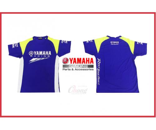 Yamaha Racing - Round Neck T Shirt (HLY)