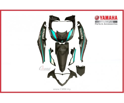 SRL115ZR FI - Petronas Body Cover Set (HLY)