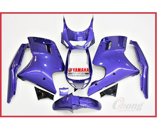 TZM - Body Cover Set Blue (HLY)