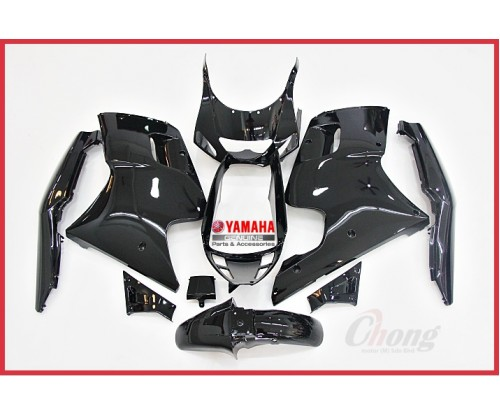 TZM - Body Cover Set Black (HLY)