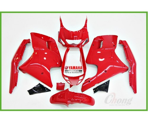 TZM - Body Cover Set Red (HLY)