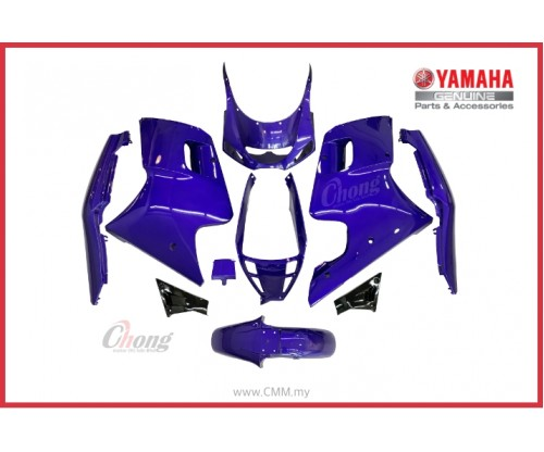 TZM - Body Cover Set Blue (HLY)