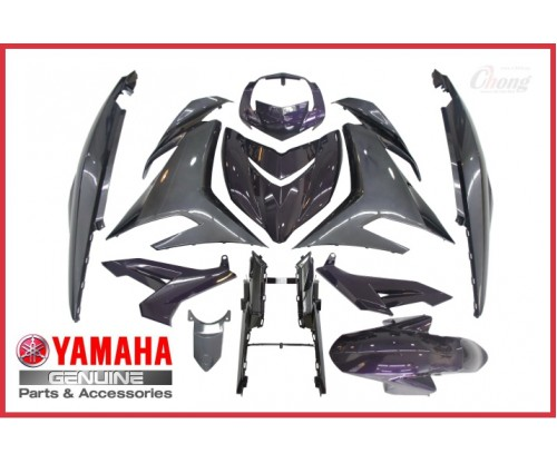 Y15ZR - Body Cover Set DBNM8 (HLY)