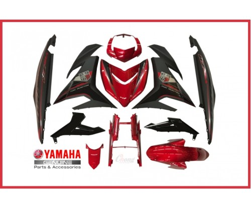 Y15ZR - Body Cover Set RM7 (HLY)