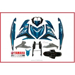 Y15ZR V2 - Body Cover Set & Stripe CM6 (HLY)
