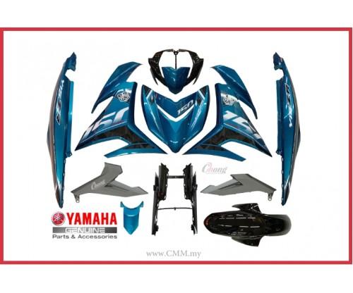 Y15ZR V2 - Body Cover Set & Stripe CM6 (HLY)