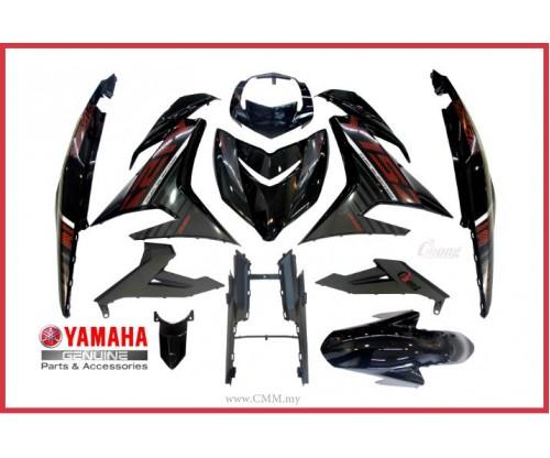 Y15ZR - Body Cover Set & Stripe SMX (HLY)