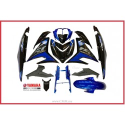 Y15ZR V2 - Body Cover Set & Stripe SMX (HLY)