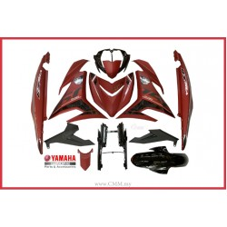 Y15ZR V2 - Body Cover Set & Stripe MDRM3 (HLY)