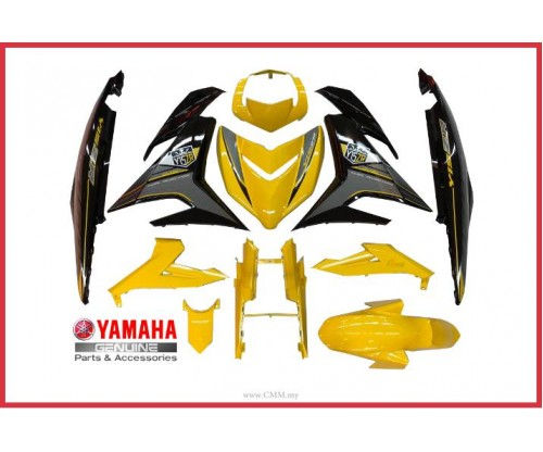 Y15ZR - Body Cover Set & Stripe RYC1 (HLY)