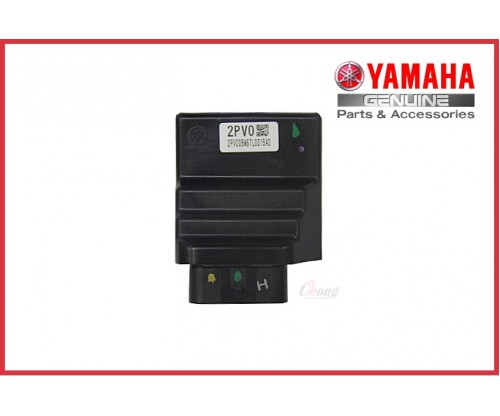 Y125ZR - ECU (HLY)