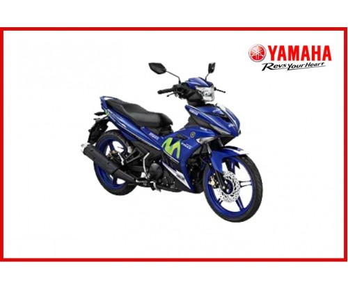 Brand New - Yamaha Y15ZR GP Edition