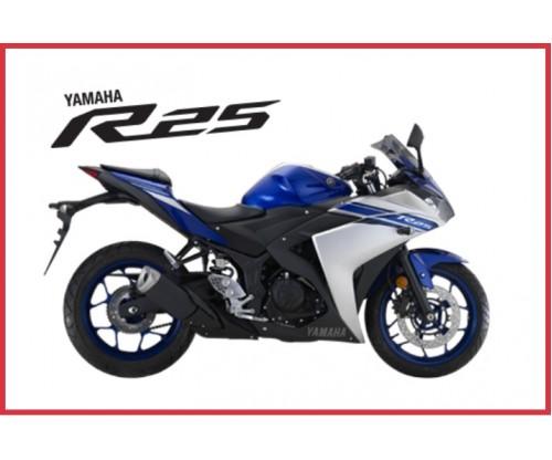 Brand New - Yamaha R25
