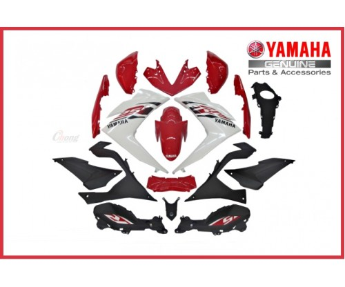 YZF R25 - Body Cover Set VRC (HLY)