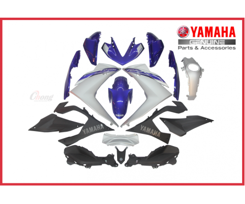 YZF R25 - Body Cover Set DPBMC (HLY)
