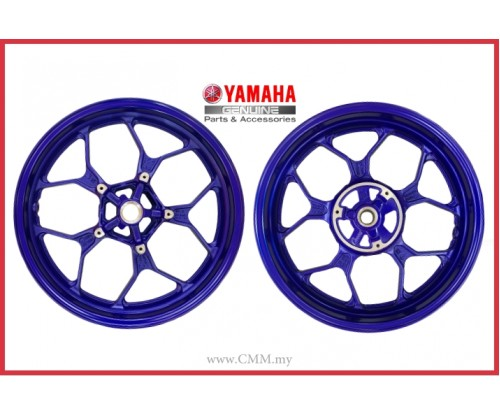 YZF R25 - Movistar Sport Rim (HLY)