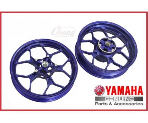 YZF R25 - Movistar Sport Rim Set (HLY)
