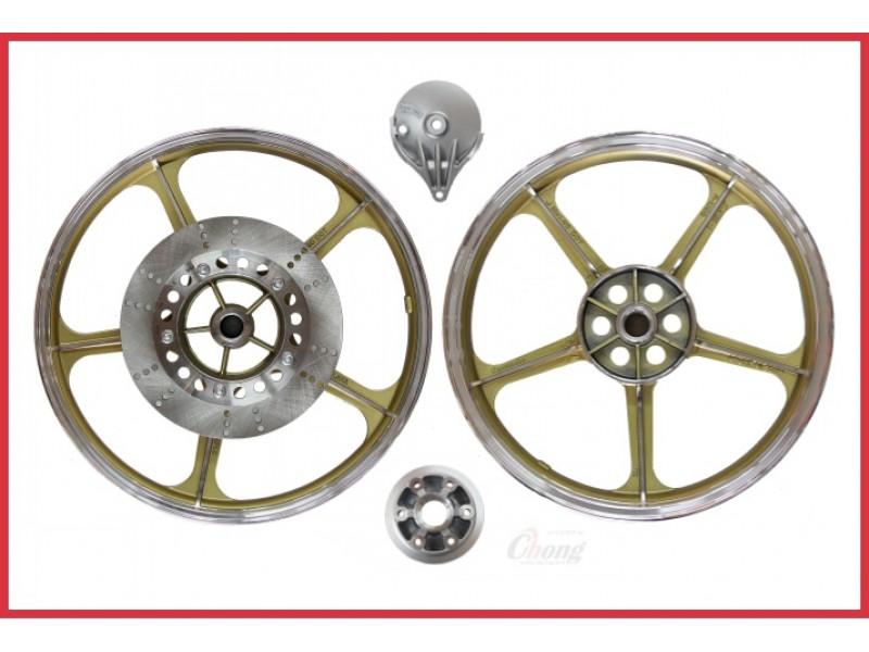 rim på år RXZ   AR125 Kawa GTO Sport Rim rim på år